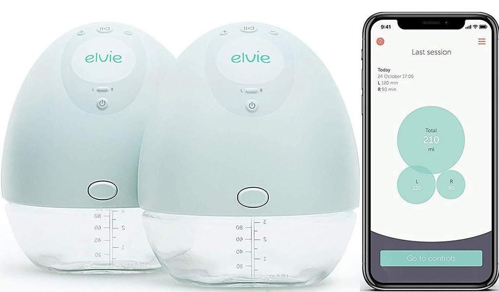Elvie Breast Pump