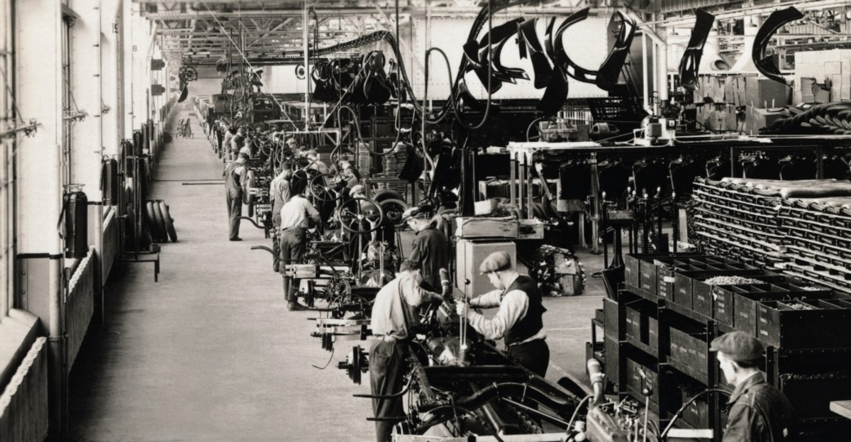 Industrial Evolution and Technology